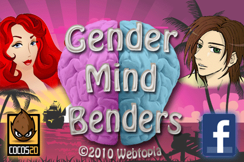 Screenshot Gender Mind Benders – Men v Women Test