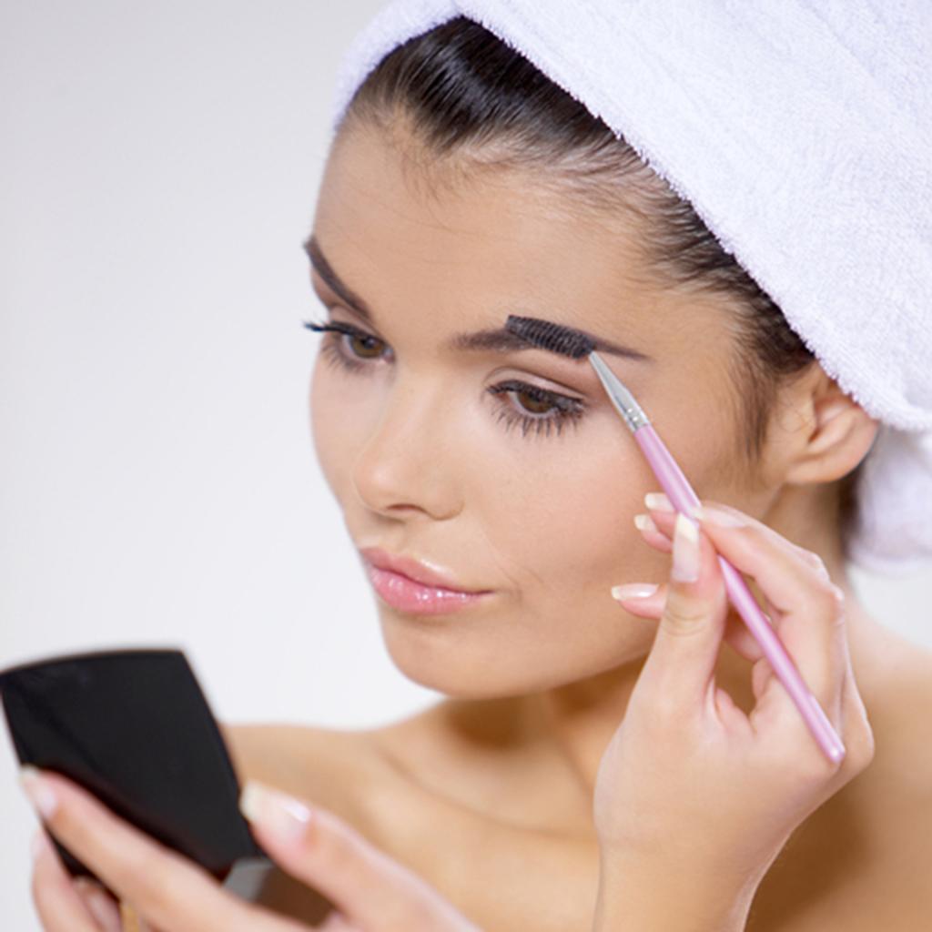 Miroir pour le visage le miroir de couleur pour cheveux for Application miroir pour ipad